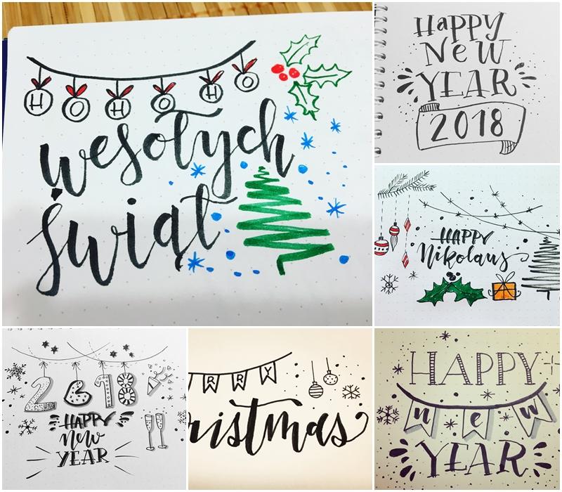 page 1 - Nauka letteringu, co to jest Hand Lettering, kaligrafia. Podstawy, jak zacząć i moje trudne początki