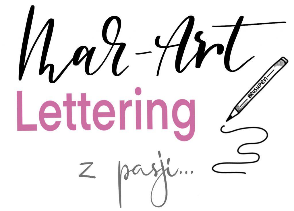 logo Mar Art 1 1024x735 - Wyniki konkursu jesiennego oraz nowe wyzwanie letteringowe na październik