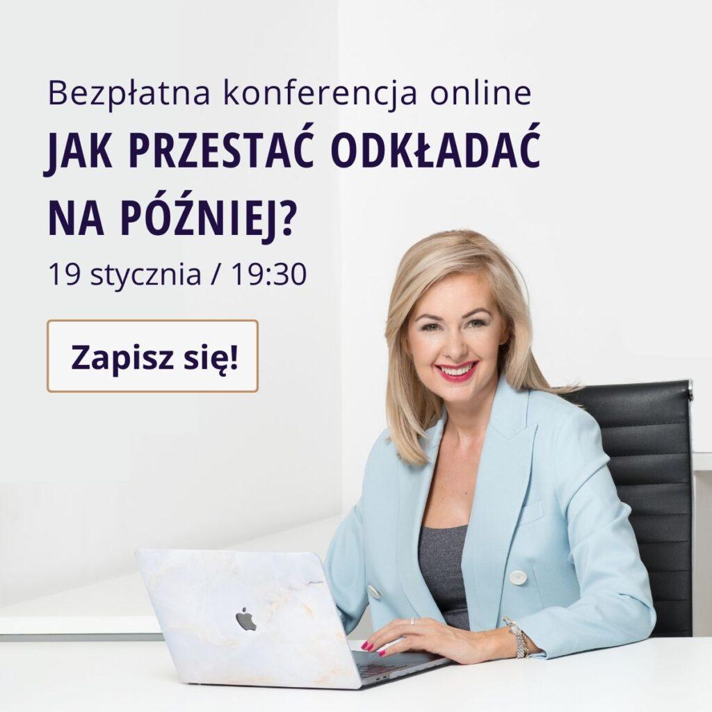 1200x1200 1024x1024 - Produktywność - notatki wizualne z konferencji online Kamili Rowińskiej
