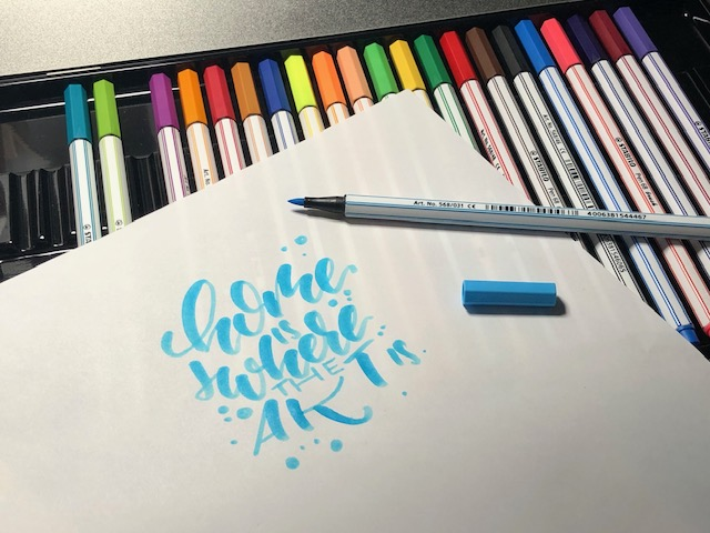 recenzja stabilo brush pen 68