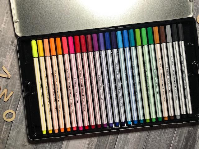 IMG 2329 - Recenzja stabilo brush pen 68 - czy warto ?