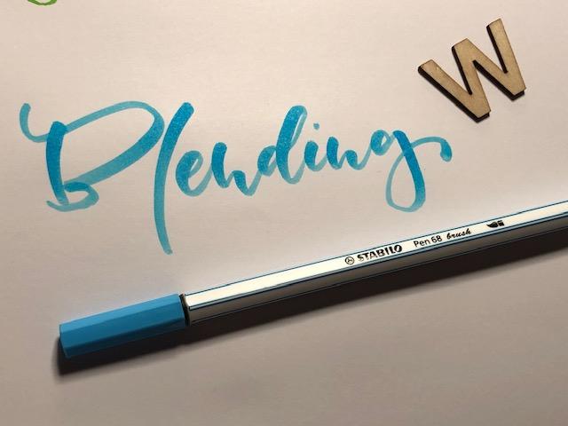 IMG 2333 - Recenzja stabilo brush pen 68 - czy warto ?
