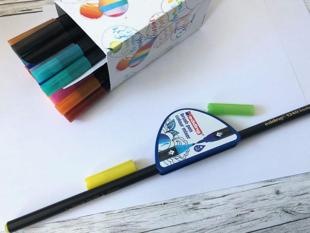IMG 2531 1024x768 - Recenzja brush pen edding 1340 - dowiedz się czy warto?