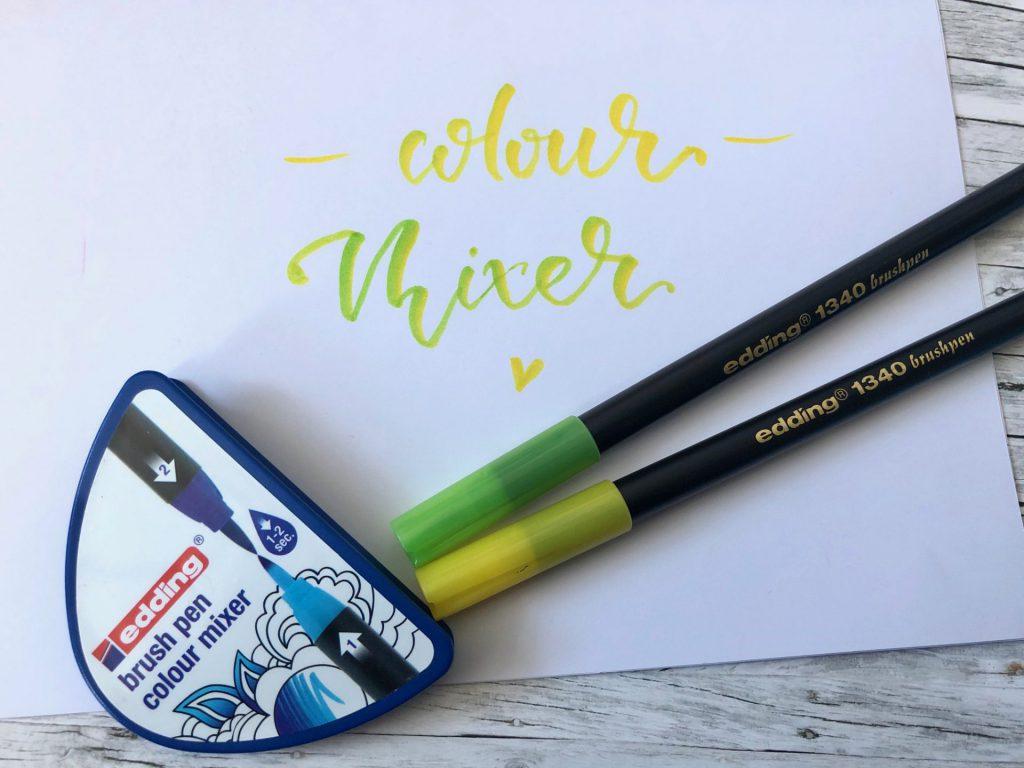 IMG 2533 1024x768 - Recenzja brush pen edding 1340 - dowiedz się czy warto?
