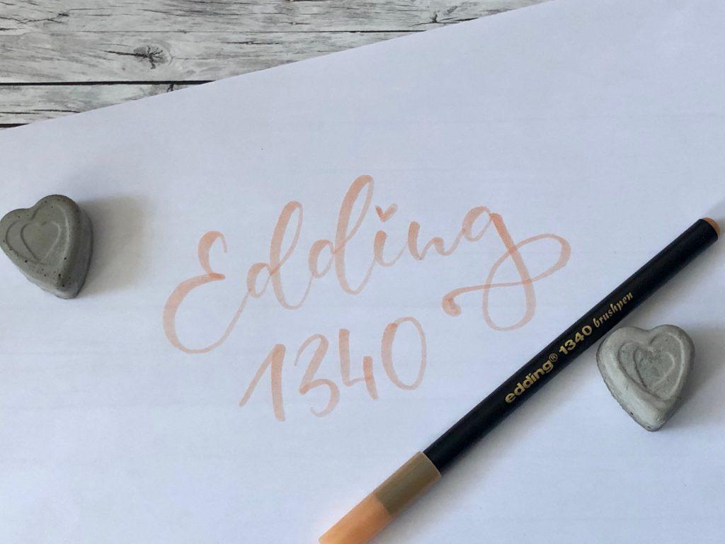 IMG 2536 1024x768 - Recenzja brush pen edding 1340 - dowiedz się czy warto?