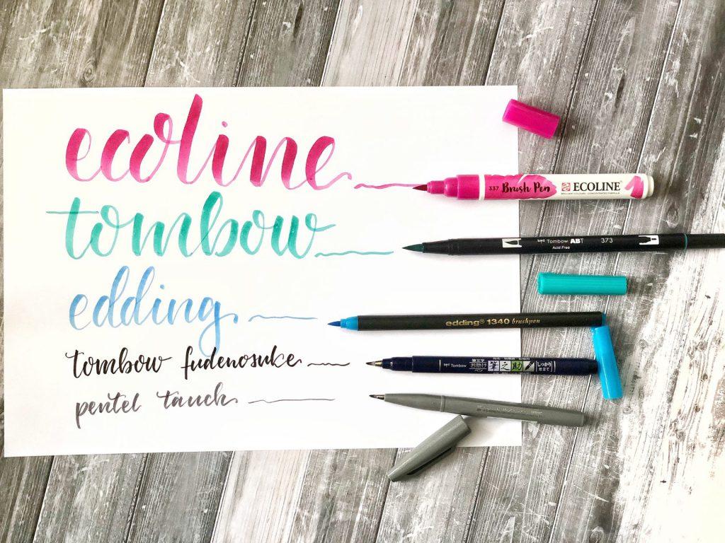 PenultimateFullSizeRender 1024x768 - Recenzja brush pen edding 1340 - dowiedz się czy warto?