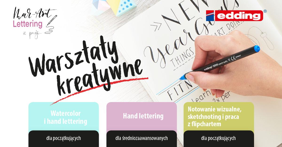 warsztaty kreatywne cover wydarzenie - Warsztaty