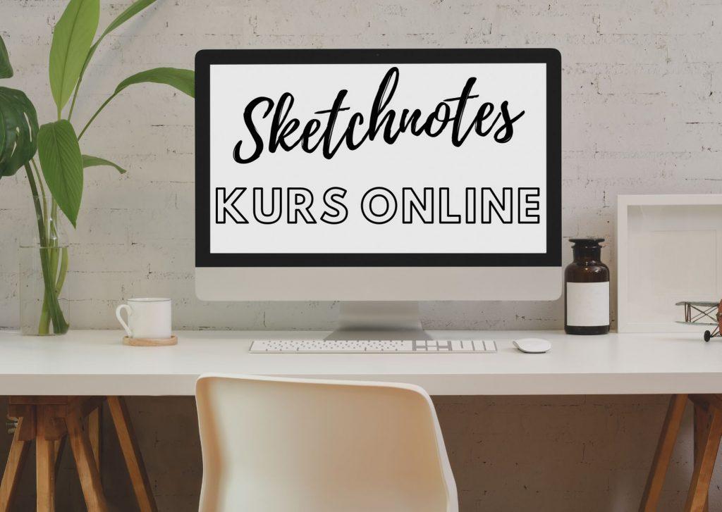 Sketchnotes 1024x727 - Sketchnotes kurs online