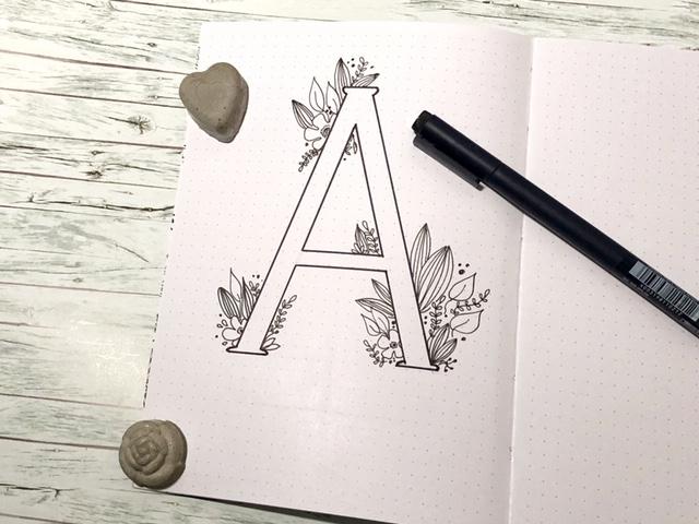 FullSizeRender - Hand lettering kurs online