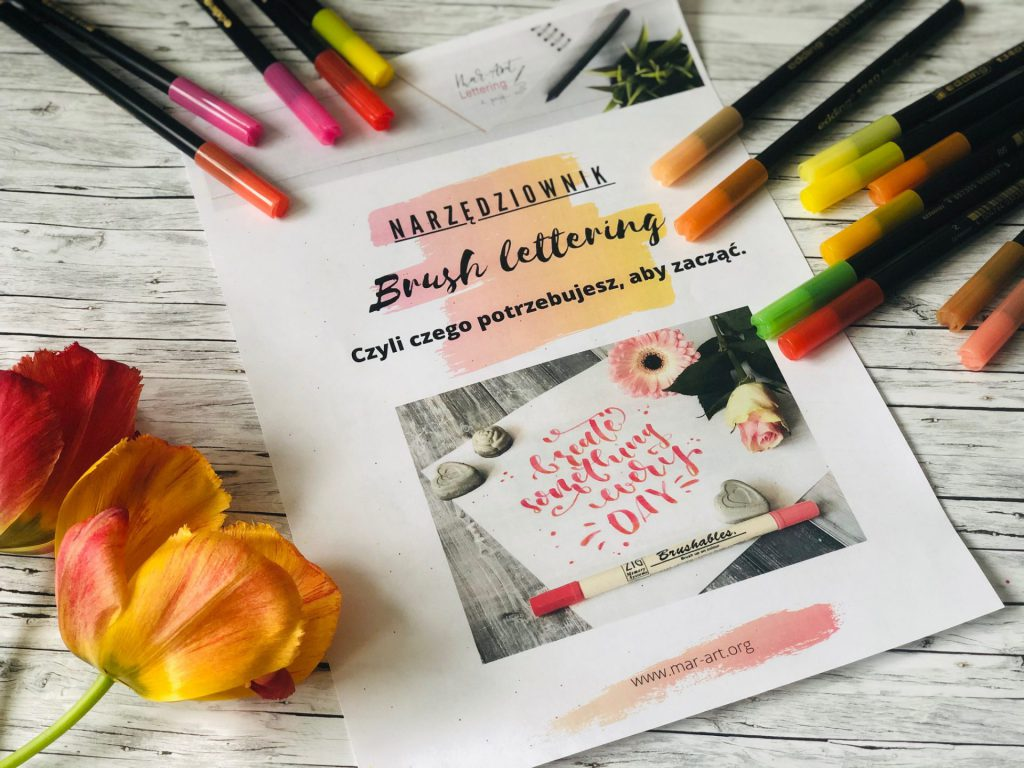 IMG 4302 1024x768 - Szukam ambasadorek do mojego kursu online brush lettering