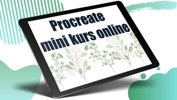 procreate kurs online po polsku
