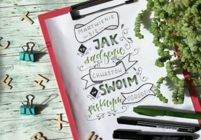 brush lettering kompozycja 400x278 - Blog