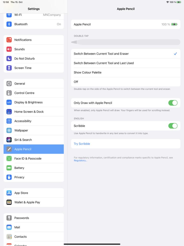 IMG 1026 767x1024 - Jak włączyć funkcję scribble na iPad