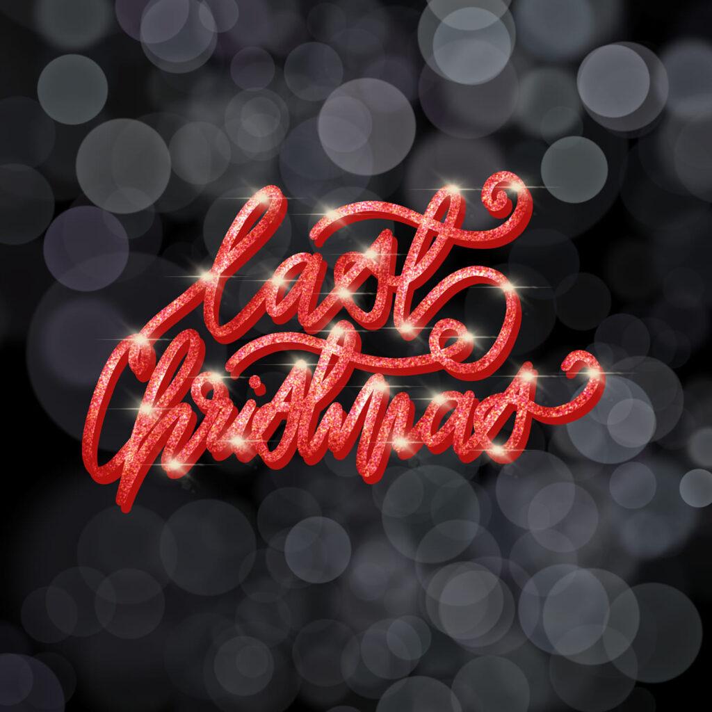 Ania lettering świąteczny 1024x1024 - Podsumowanie wyzwania- lettering świąteczny