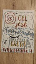 23 Agata D sketchnotka - Podsumowanie wyzwania - noworoczny lettering
