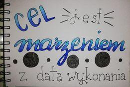 23 Ewelina Polaczyk blendowanie lettering - Podsumowanie wyzwania - noworoczny lettering