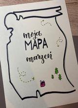 Dominika ż brush lettering - Podsumowanie wyzwania - noworoczny lettering