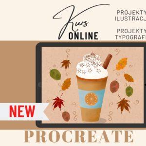 procreate kurs online
